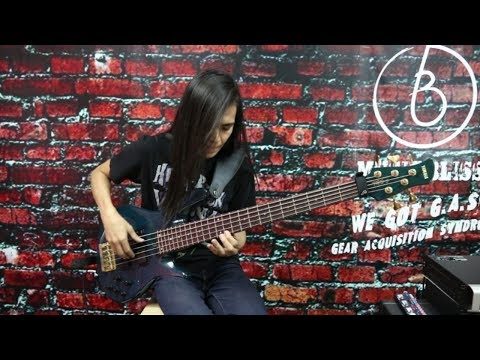 FINDING MALAYSIA'S NEXT GUITAR HERO: Stevie Wonder Sir Duke Bass Melody Cover featuring Leo
