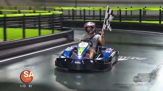 Big Adventure October: Andretti Indoor Karting & Games San Antonio | Sa Live | Ksat 12