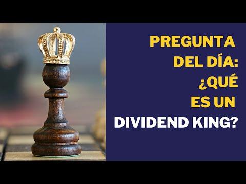Pregunta del día: ¿Qué es un Dividend King? | Inversión con Sentido Común