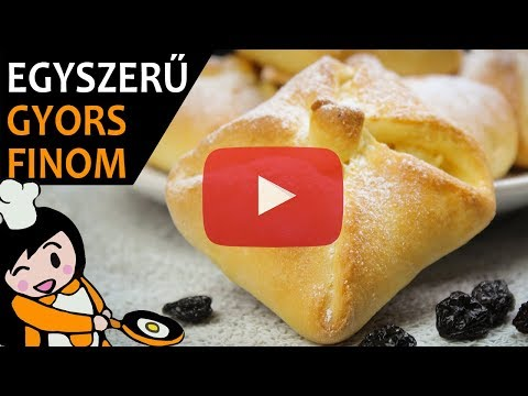 Túrós batyu - Recept Videók letöltés