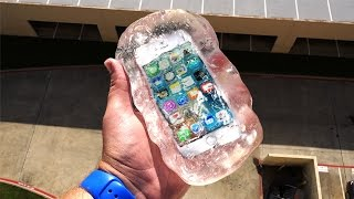 Can Liquid Glass Putty Protect iPhone SE From 100 FT Drop Test? - GizmoSlip(The iPhone SE was put to a crazy test this week! The folks over at Vat19 were kind enough to send over a bunch of Liquid Glass Putty. The stuff's amazingly ..., 2016-04-21T16:40:04.000Z)