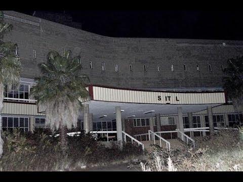 Exploring an abandon haunted hospital ( kempton Park Hospital)