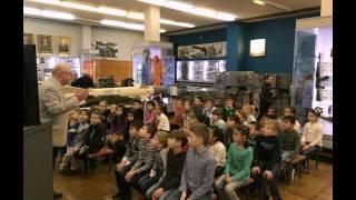 видео Музей войск ПВО в Балашихе