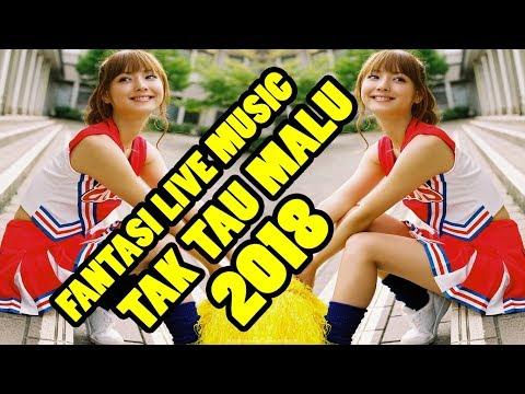 FANTASI LIVE MUSIC !!!  DJ TAK TAHU MALU FULL BASS MIX BREAKBEAT REMIX 2018