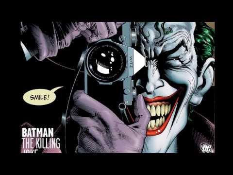 The Joker Impression - 'The Killing Joke' Monologue