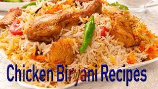 Chicken Biryani Recipes|Make easy cooking.