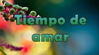 Jaci Velasquez - Tiempo de amar (letra)