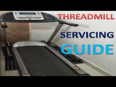 Treadmill Servicing Guide | treadmill Maintenance guide | how to repair threadmill in hindi