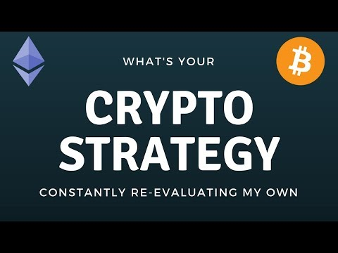 What's Your Crypto Investing Strategy? Re-evaluating mine for 2018, Incoming CME Futures