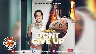 KingBreezy - Don't Give Up [Audio Visualizer]