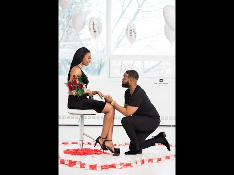 BEST PROPOSAL EVER (NEW YEARS SURPRISE.....YOU WILL CRY!!!!!!)