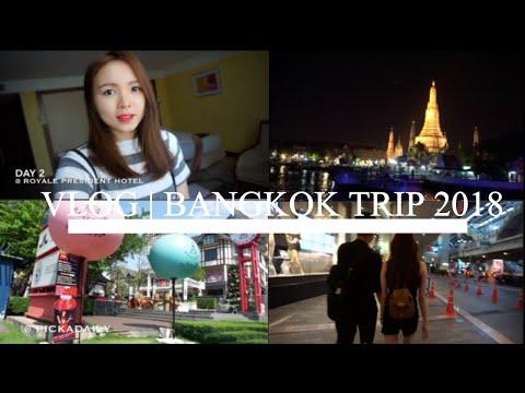 TRAVEL | Bangkok Trip 2018