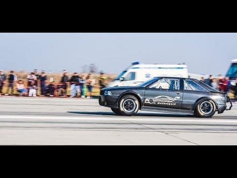 AUDI S2 QUATTRO 1200HP Best Runs Drag Racing