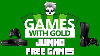 Games With Gold Junho 2015 Free Games (X360/XOne)