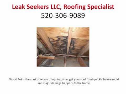 Leak Seekers LLC - Roofing In Tucson Arizona - 520-306-9089