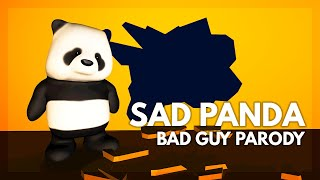 Sad Panda (Bad Guy parody) feat. chrchan chords | Guitaa.com