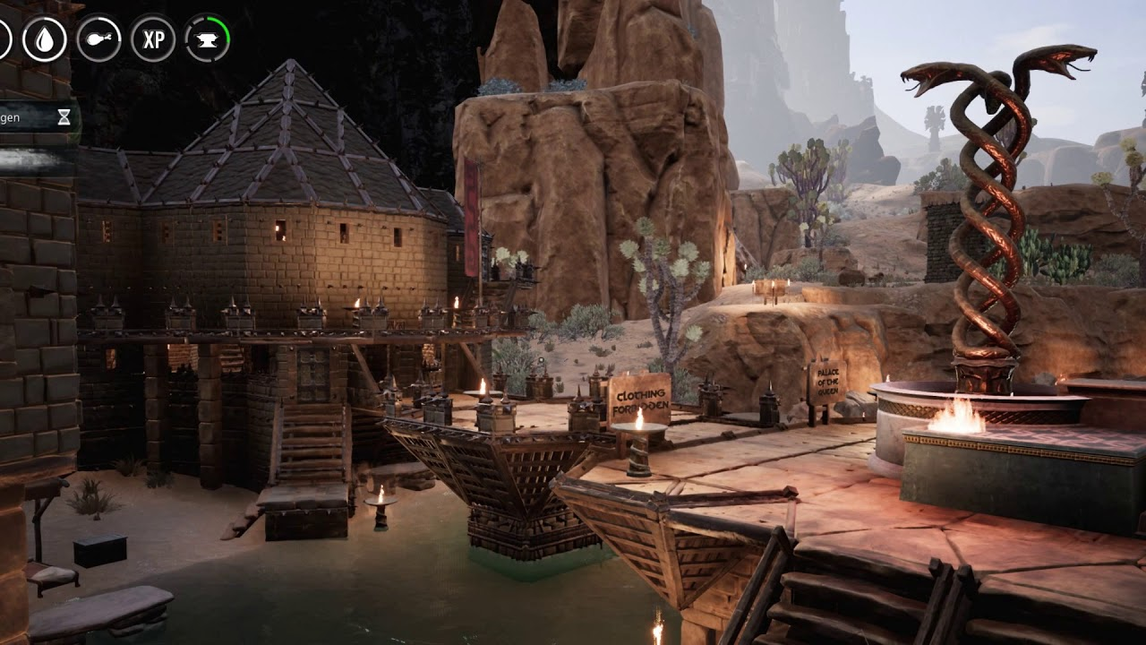 Best Base Builds Conan Exiles