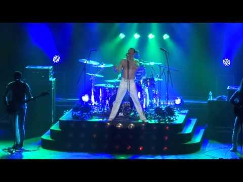 One Night Of Queen - Under Pressure - Lyon Bourse du Travail 16.10.2015
