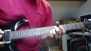 Alter bridge open your eyes lesson cover