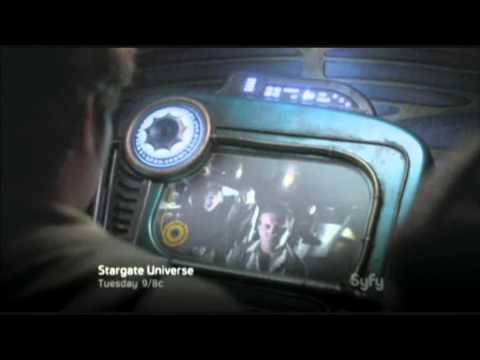 Stargate Universe '2x09 Visitation' Syfy