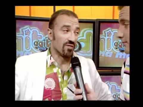 Esteban Isnardi: Uruguay television interview 2010