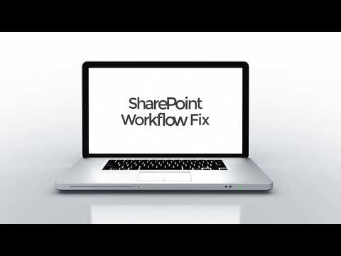 Fix For SharePoint Workflows Failing After .NET Patch