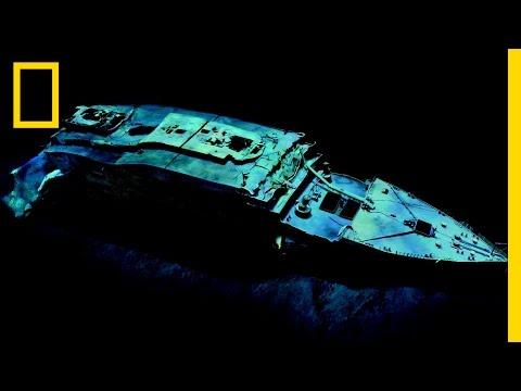Robert Ballard: Restore the Titanic | Nat Geo Live