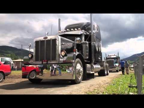 11 American Trucks Country Music Festival Vinstra 2011