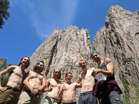 Burke Hikes the Black Canyon