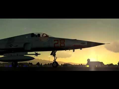 DCS: F-5E Tiger II Early Access