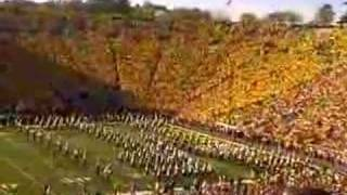 hail to the victors - the u of m band