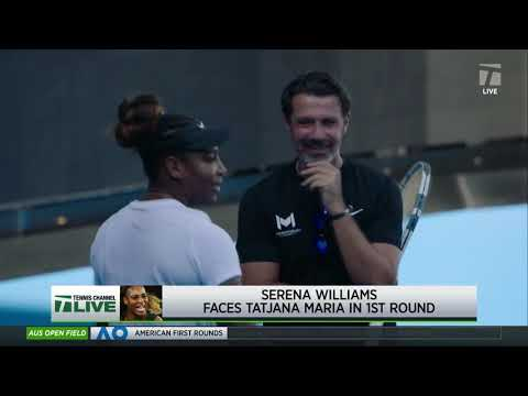 Tennis Channel Live: Can Serena Williams Win 24th Grand Slam at 2019 Australian Open?