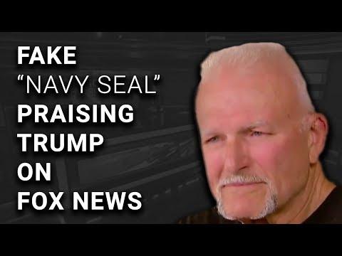 "AGAIN: Fox News Pro-Trump ""Retired Navy Seal"" a Fake"