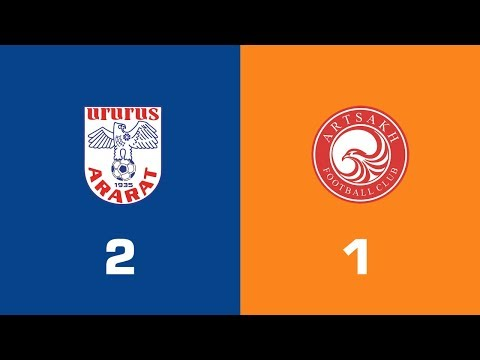 Ararat - Artsakh 2:1, Armenian Premier League 2018/19, Week 31