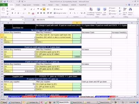 Financial Data Analysis using Excel 2013из YouTube · Длительность: 10 мин36 с
