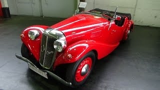 1935 - Aero 30 Roadster - Exterior and Interior - Classic Expo Salzburg 2015