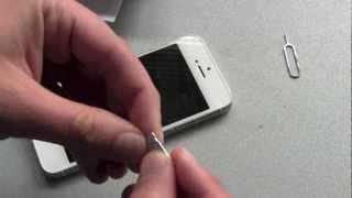 iPhone 5 einrichten und iCloud Backup installieren