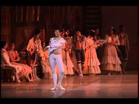 Don Quixote - Anette Delgado and Dani Hernandez - Ballet Nacional de Cuba -- 3