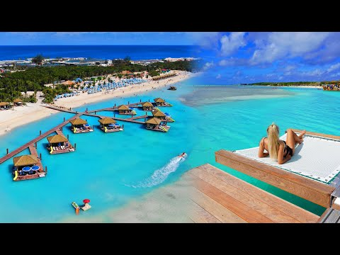 FIRST FLOATING CABANAS IN THE BAHAMAS! (Perfect Day at CocoCay)