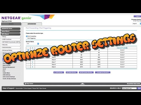 How to Optimize Router Settings for Gaming - YouTube