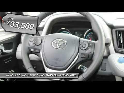 2018 Toyota RAV4 Ou0027Fallon IL 18191
