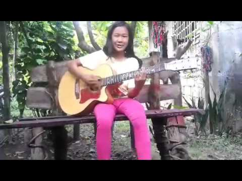 All about That Bass ( guitar cover) - Crystal Faith D. Felices , Mansalay , Oriental Mindoro