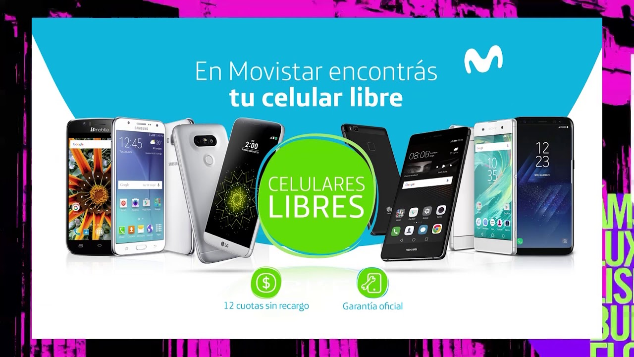 Movistar Smartphones Libres Pnt Movistar Queens