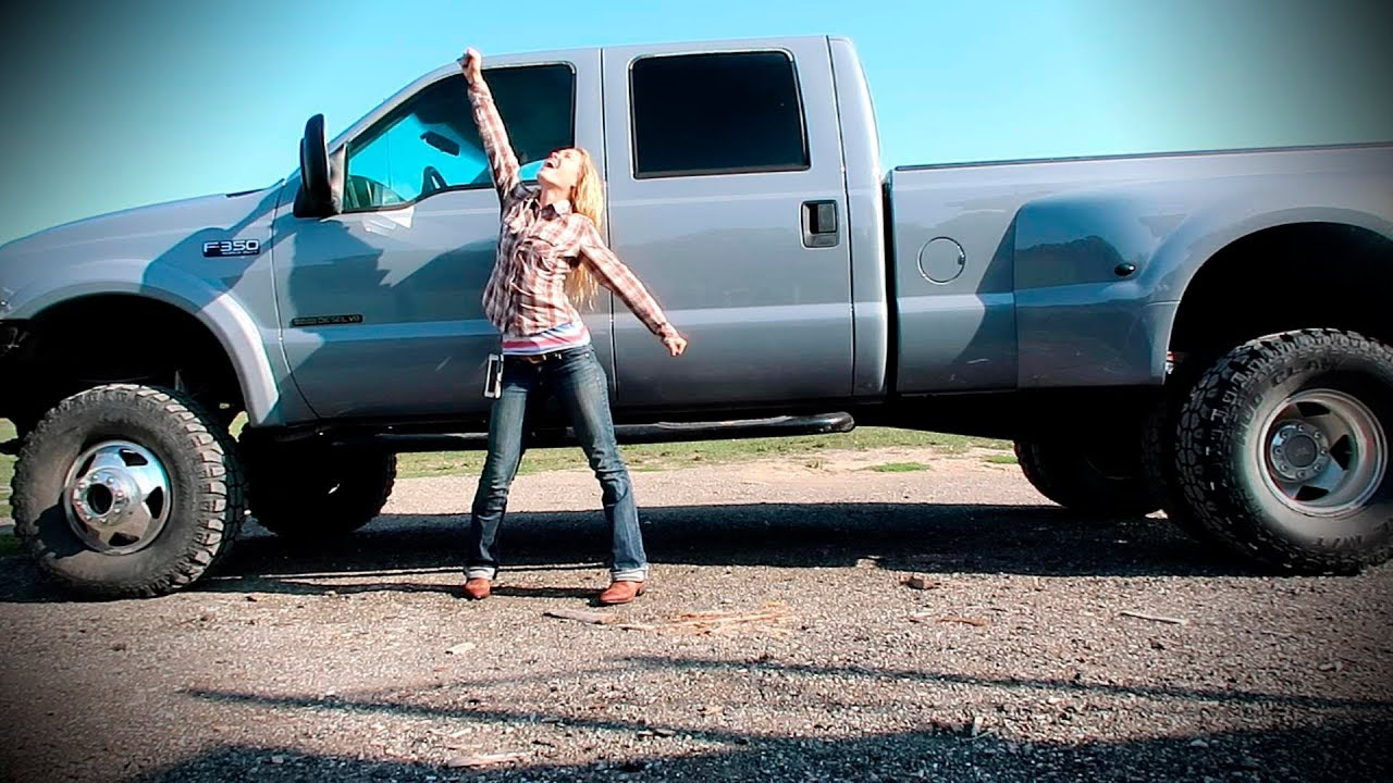 Painting The Lifted Dually Truck Video 2 Of 3 Youtube