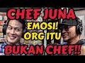 CHEF JUNA, part 2 : EMOSI‼️MEREKA SEMUA BOHONG‼️ - Deddy Corbuzier Podcast