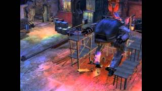 Planet Alcatraz PC 2008 Gameplay