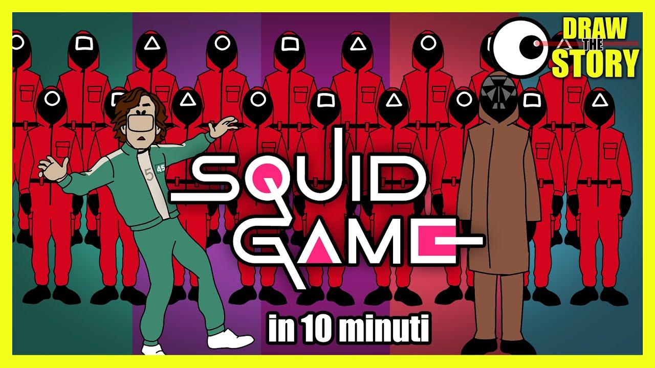 Download Il riassunto di SQUID GAME in 10 minuti 🦑 Draw The Story