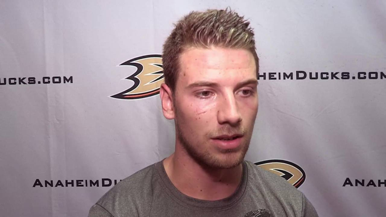 3b5f10140 Ducks Camp - Shea Theodore - YouTube