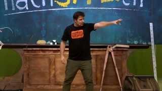 Martin Rütter mit seiner Show