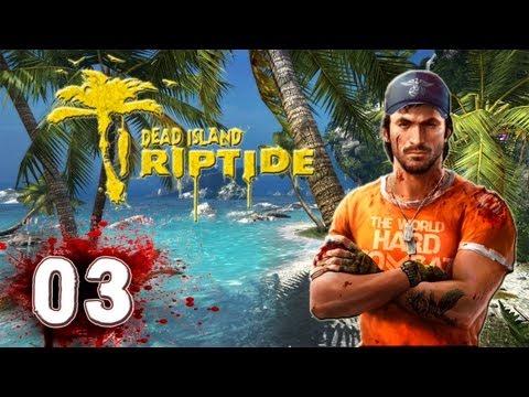 Dead Island Riptide #3 - Procurando a cidade de Henderson